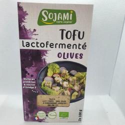 TOFU LACTOFERMENTÉ TAMARI OLIVES 200G