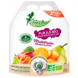 JUS MULTI FRUITS 3L