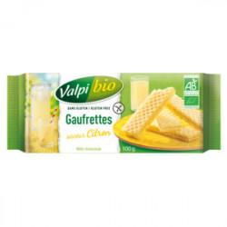 GAUFRETTE CITRON 100G