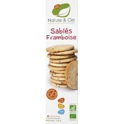 SABLÉS FRAMBOISES 135GRS