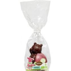 MOULAGE COCCINELLE CHOCOLAT LAIT 50 GRS