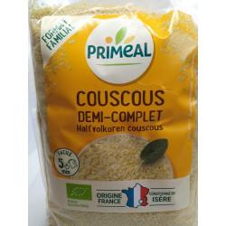 COUSCOUS BLE DUR 1/2 COMPLET FRANCE 1KG