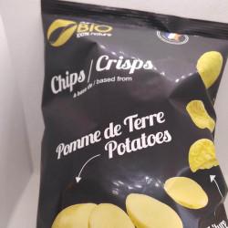 CHIPS POMME DE TERRE SANS FRITURE 110G
