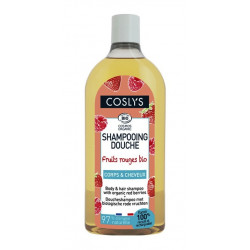 SHAMPOOING DOUCHE FRUITS ROUGES 750ML