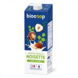 BOISSON NOISETTE SANS SUCRES 1L