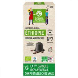 CAPSULE CAFE ETHIOPIE (10) 50G