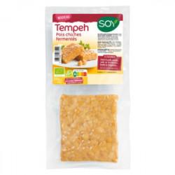 TEMPEH POIS CHICHE FERMENTES 2X125G CC