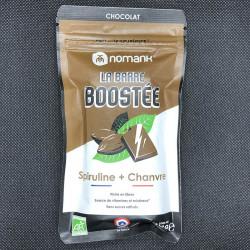 BARRE BOOSTÉE CHOCOLAT 40 GRS