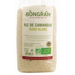 RIZ ROND BLANC CAMARGUE 1KG