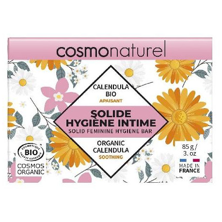 HYGIENE INTIME APAISANT SOLIDE 85G