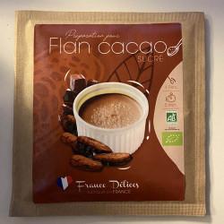 FLAN CHOCOLAT SUCRE 40GRS