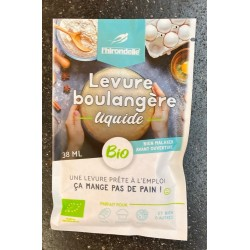 LEVURE BOULANGERE LIQUIDE 38ML CC