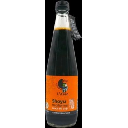 SHOYU TRADITIONNEL SAUCE SOJA 600ML