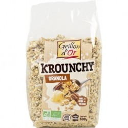 CRUNCHY GRANOLA 500G