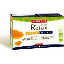PROTOCOLE RELAX AMPOULES 20X15ML