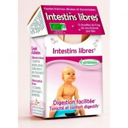 INTESTINS LIBRES DOSETTES 15X0.5G