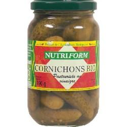 CORNICHONS FINS 190 GRS