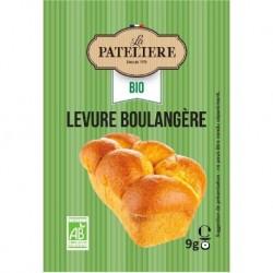 LEVURE BOULANGÈRE 3 X 9 GRS