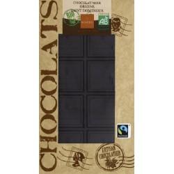 CHOCOLAT NOIR 73% 100G