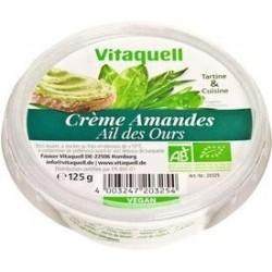 CREME AMANDE AIL DES OURS 125G