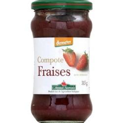COMPOTE DE FRAISES 315G