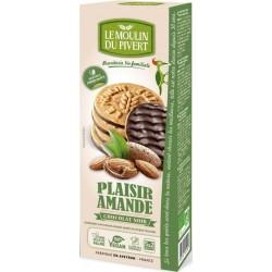 BISCUIT NAPPE AMANDE CHOCOLAT NOIR 130G