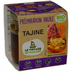 PREPARATION FACILE TAJINE 80G