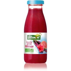 SMOOTHIE DETOX HIBISCUS 25CL
