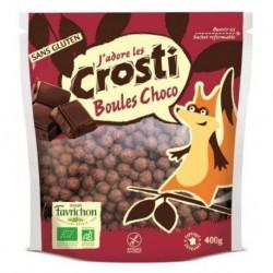 CROSTY BOULE CHOCOLAT 400G