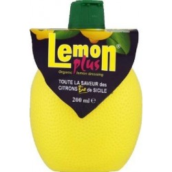 JUS DE CITRON LEMON+ 20CL