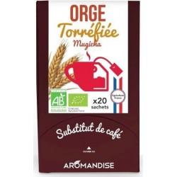 ORGE TORRÉFIÉ 20 X 2 GRS