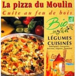 PIZZA LEGUMES CUISINES 400GRS