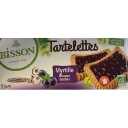 TARTELETTES MYRTILLES 145 GRS