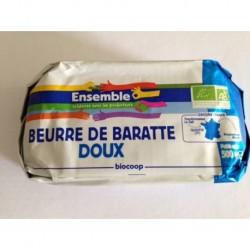 BEURRE DOUX DE BARATTE 500GRS