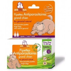 PIPETTES ANTIPARASITE GRAND CHIEN (2 X 2 ML)