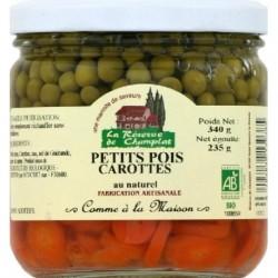 PETITS POIS CAROTTES 235GRS