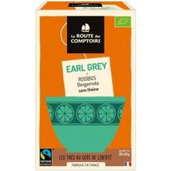ROOIBOS EARL GREY 20X1.6G