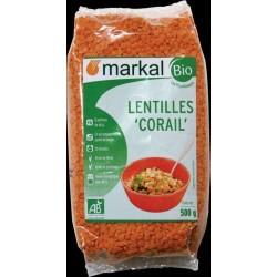 LENTILLE CORAIL 500G