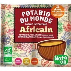 POTABIO AFRICAIN 2 X 8 GRS