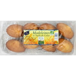 MADELEINES SANS BEURRE 170GRS