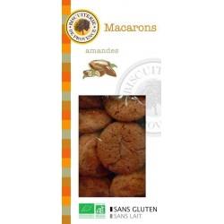 MACARONS MOELLEUX AUX AMANDES 140G