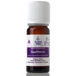 GAULTHERIE 10ML HUILE ESSENTIELLE