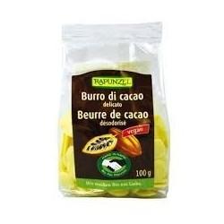 BEURRE DE CACAO DÉSODORISÉ EN PASTILLES 100 GRS