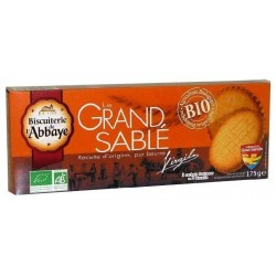 BISCUITS SABLE BEURRE NATURE 175G
