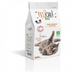 CROQUETTES CHAT VOLAILLE RIZ 800 GRS