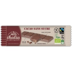 BARRE CACAO 100% 30G