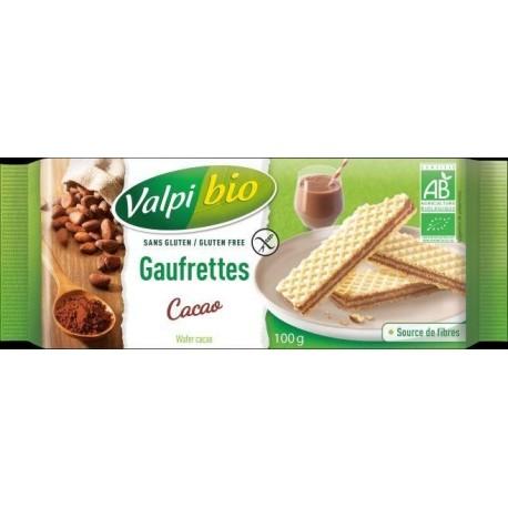 GAUFRETTE CHOCOLAT 100G