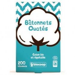 BÂTONNETS OUATÉS COTON (200)