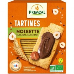TARTINE CRAQUANTE FROMENT NOISETTE 150G