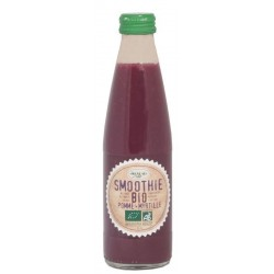 SMOOTHIE POMME MYRTILLE 25CL